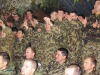 militari cantand
