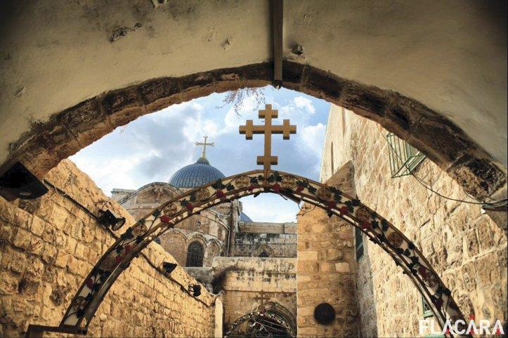 Tur virtual al Bisericii Sfântului Mormânt